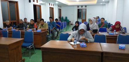 Rapat Koordinasi Pemerintah Desa, BPD, dan LPMD